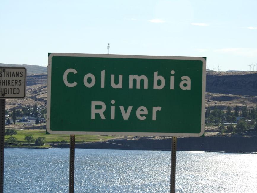 Columbia River, WA