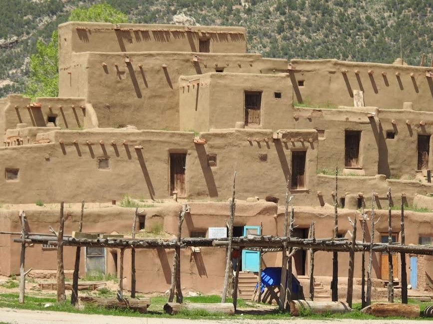 Pueblo Indians, Taos, NM